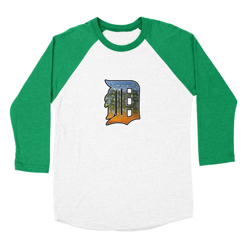 Motown Brookie Men's Longsleeve T-Shirt by Boneyard Studio - Boneyard Fly Gear
