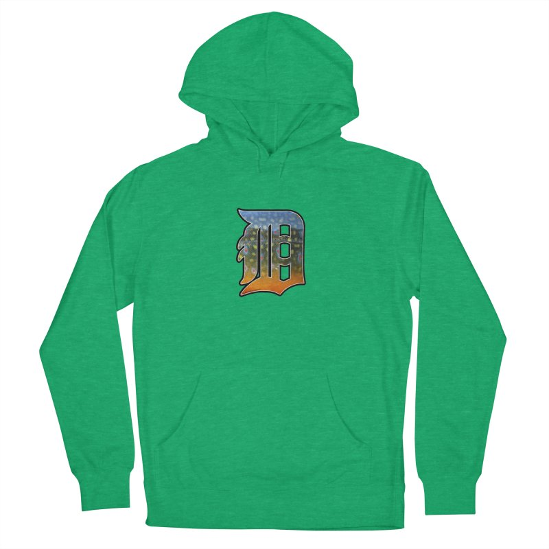 Motown Brookie Men's Pullover Hoody by Boneyard Studio - Boneyard Fly Gear