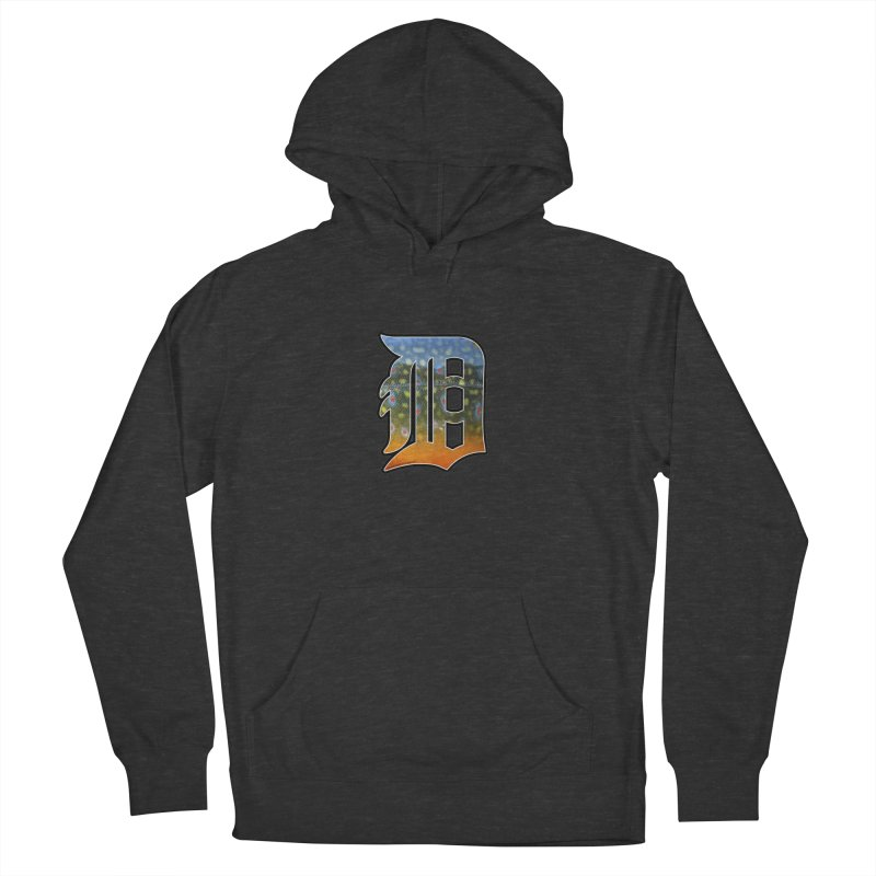 Motown Brookie Men's French Terry Pullover Hoody by Boneyard Studio - Boneyard Fly Gear