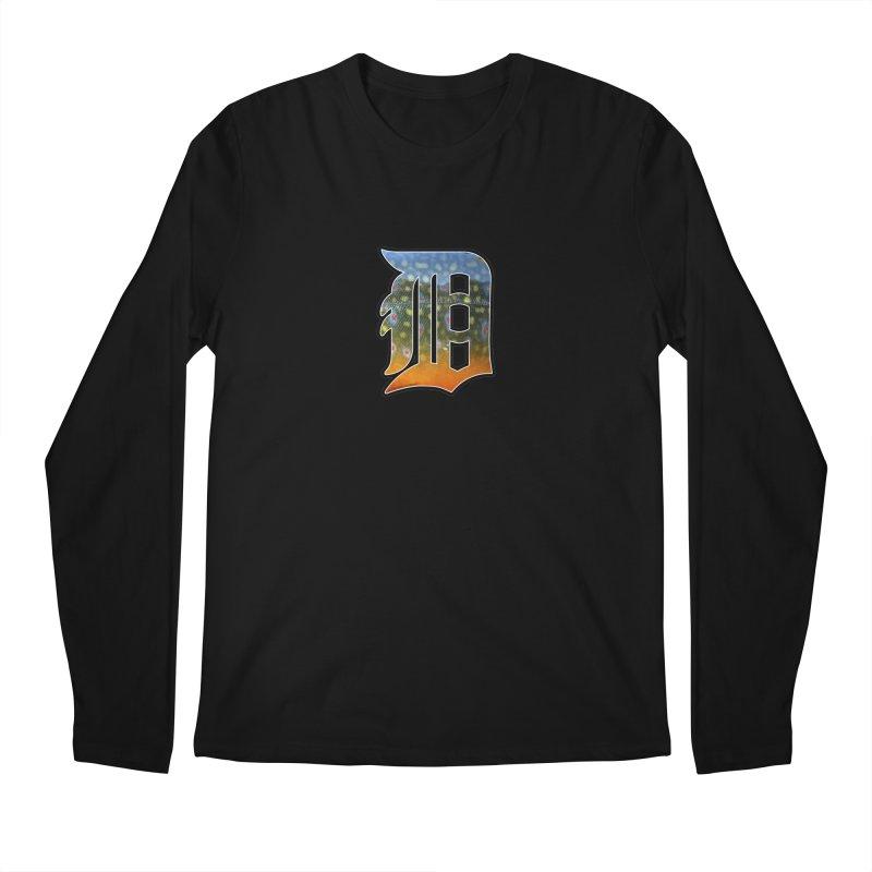 Motown Brookie Men's Regular Longsleeve T-Shirt by Boneyard Studio - Boneyard Fly Gear
