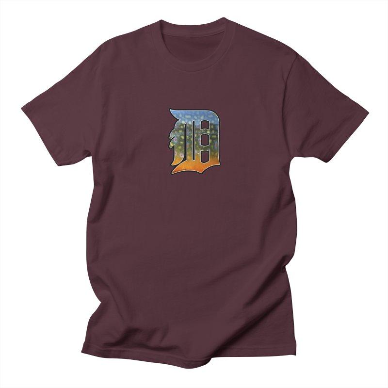 Motown Brookie Men's T-Shirt by Boneyard Studio - Boneyard Fly Gear