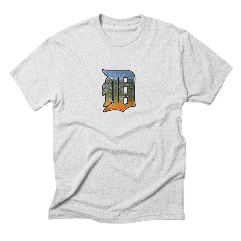 Motown Brookie Men's Triblend T-Shirt by Boneyard Studio - Boneyard Fly Gear