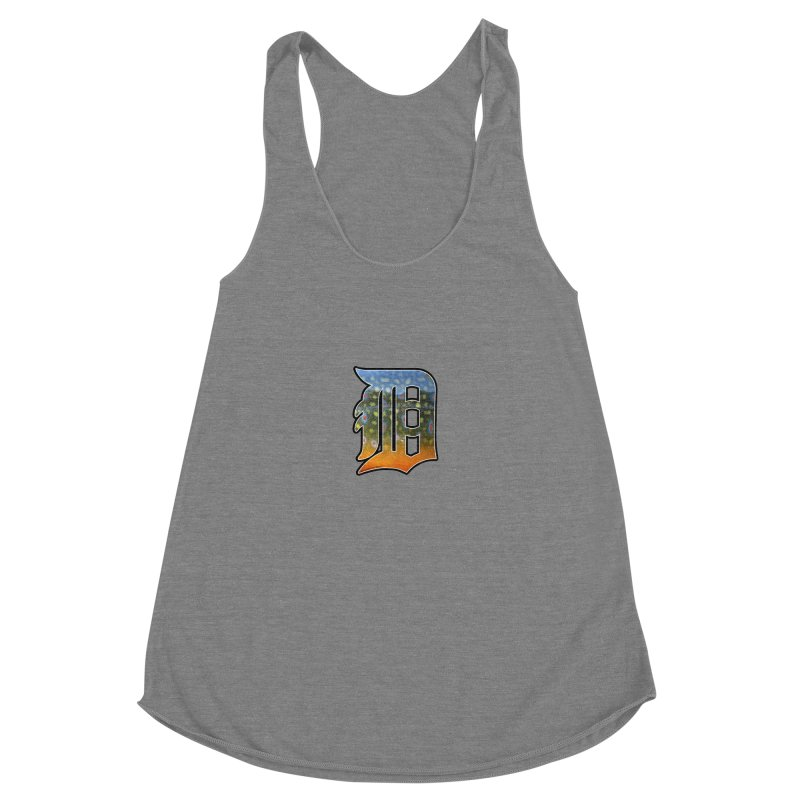 Motown Brookie Women's Tank by Boneyard Studio - Boneyard Fly Gear
