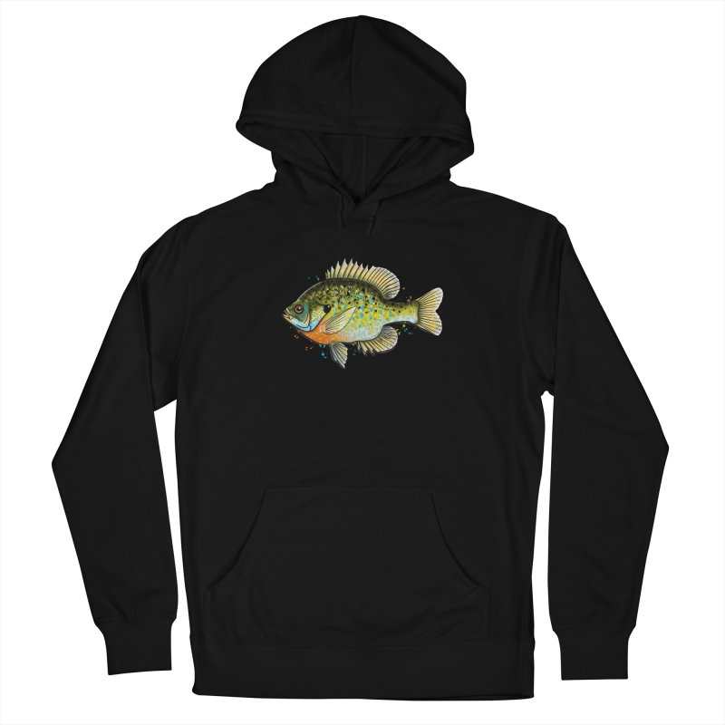 Bluegill Men's Pullover Hoody by Boneyard Studio - Boneyard Fly Gear