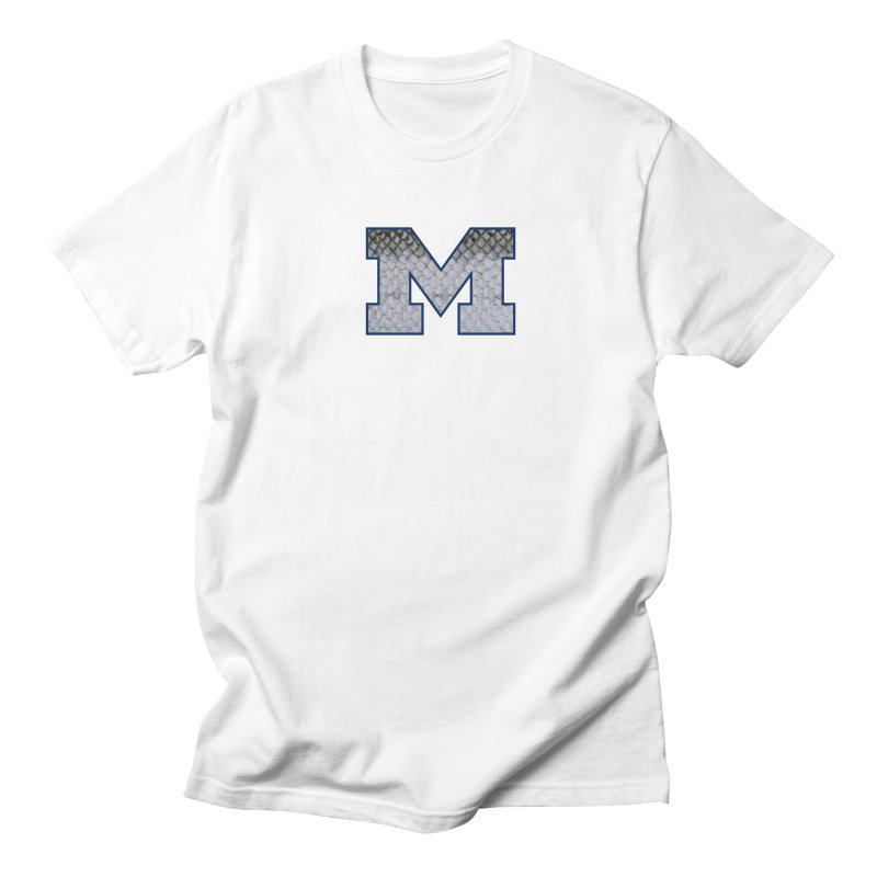 Michigan Steel Men's Regular T-Shirt by Boneyard Studio - Boneyard Fly Gear