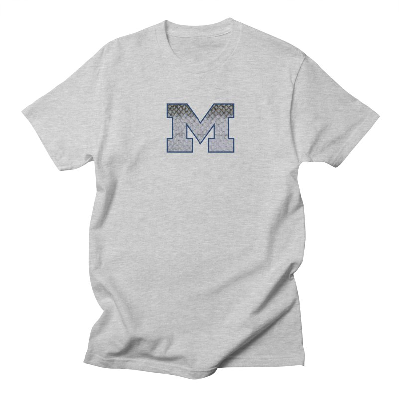 Michigan Steel Men's T-Shirt by Boneyard Studio - Boneyard Fly Gear
