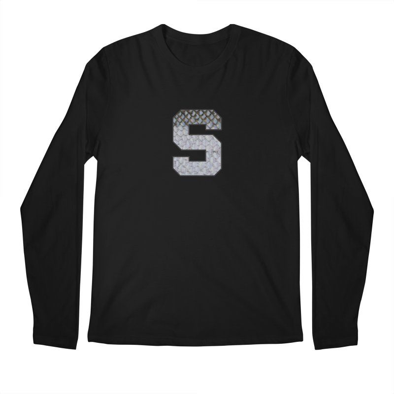 State Steel Men's Longsleeve T-Shirt by Boneyard Studio - Boneyard Fly Gear