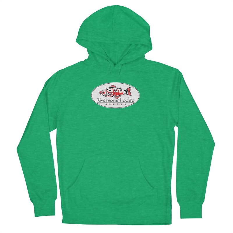 River Song Women's French Terry Pullover Hoody by Boneyard Studio - Boneyard Fly Gear