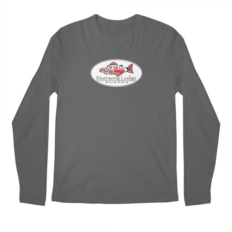 River Song Men's Regular Longsleeve T-Shirt by Boneyard Studio - Boneyard Fly Gear