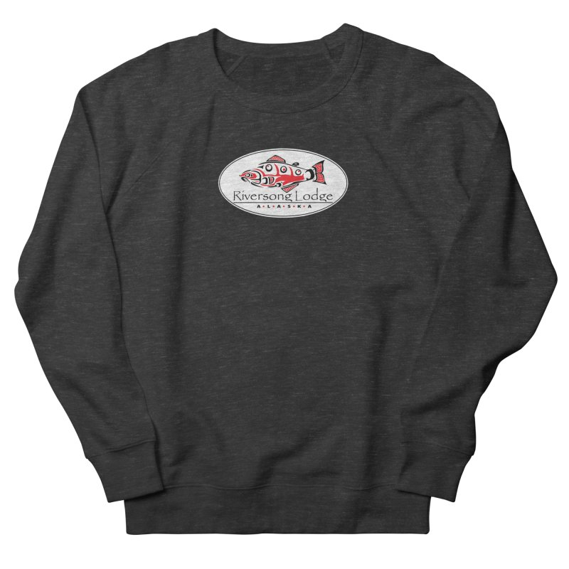 River Song Women's French Terry Sweatshirt by Boneyard Studio - Boneyard Fly Gear