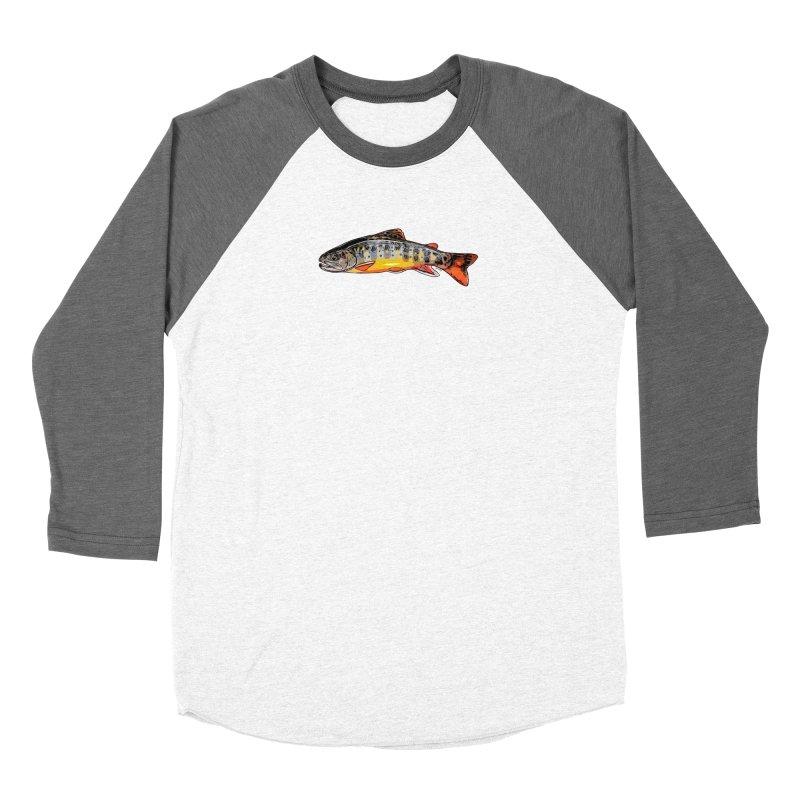 Baby brook Women's Longsleeve T-Shirt by Boneyard Studio - Boneyard Fly Gear