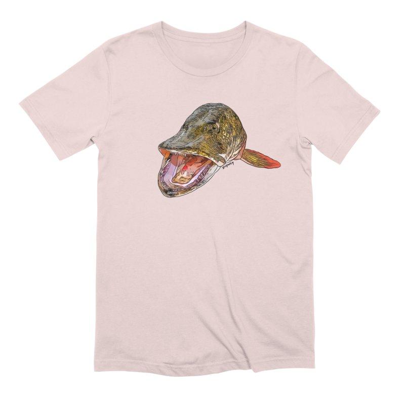 Pike 2018 Men's Extra Soft T-Shirt by Boneyard Studio - Boneyard Fly Gear