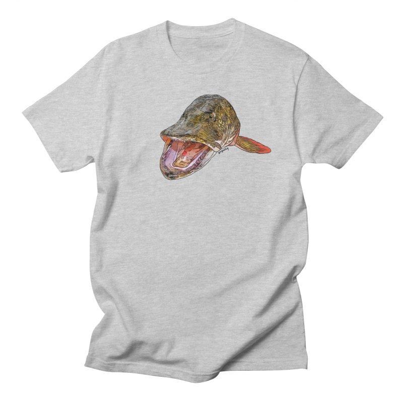 Pike 2018 Men's Regular T-Shirt by Boneyard Studio - Boneyard Fly Gear