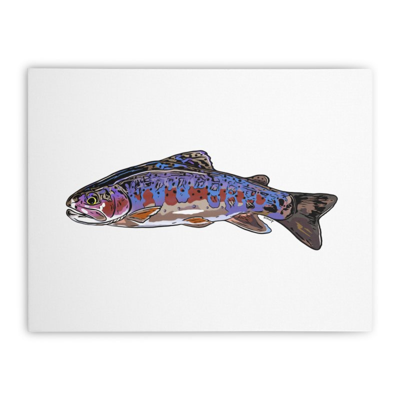 Rainbow Fine Art Home Stretched Canvas by Boneyard Studio - Boneyard Fly Gear