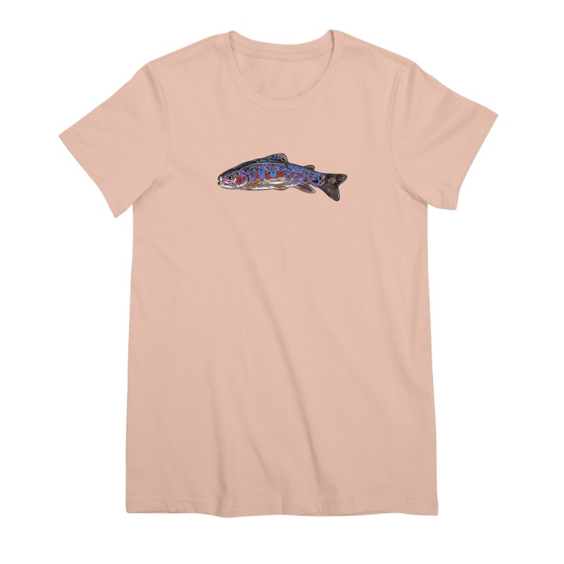 Rainbow 2018 Women's Premium T-Shirt by Boneyard Studio - Boneyard Fly Gear