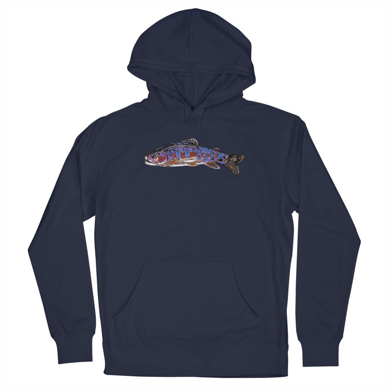 Rainbow 2018 Women's French Terry Pullover Hoody by Boneyard Studio - Boneyard Fly Gear