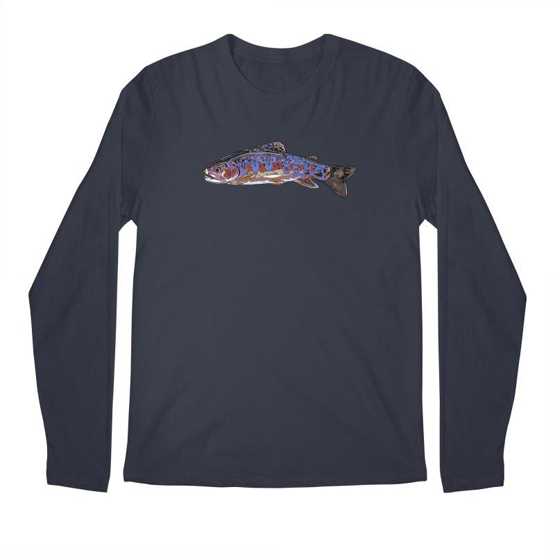 Rainbow 2018 Men's Regular Longsleeve T-Shirt by Boneyard Studio - Boneyard Fly Gear