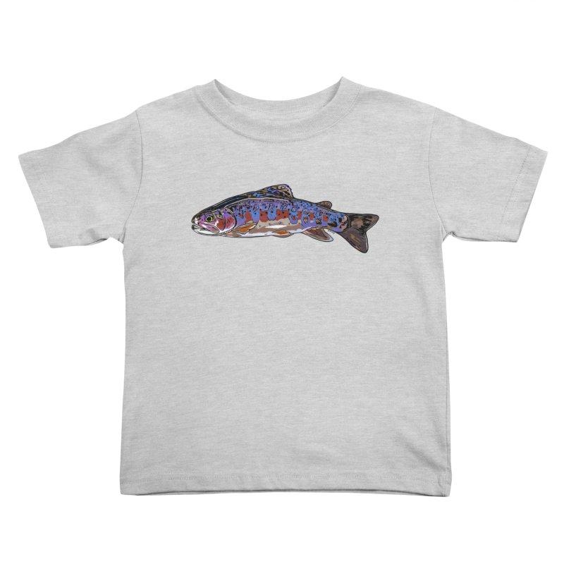 Rainbow 2018 Kids Toddler T-Shirt by Boneyard Studio - Boneyard Fly Gear