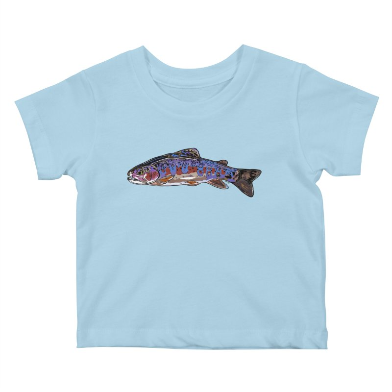Rainbow 2018 Kids Baby T-Shirt by Boneyard Studio - Boneyard Fly Gear