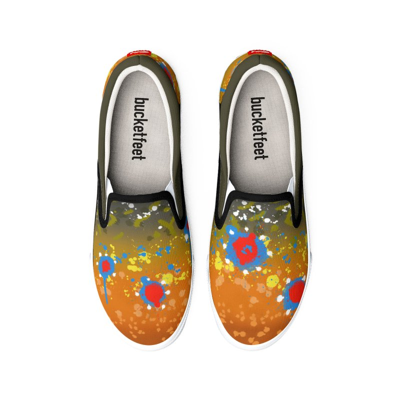 Brook Trout Slip-ons Women's Shoes by Boneyard Studio - Boneyard Fly Gear