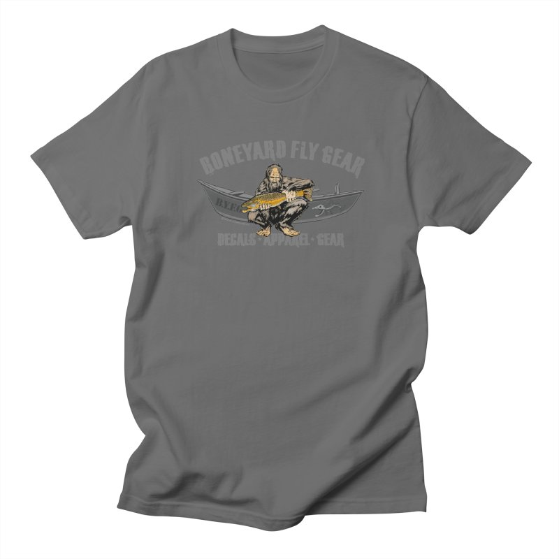 BYFG Squatch Logo 2019 Women's T-Shirt by Boneyard Studio - Boneyard Fly Gear
