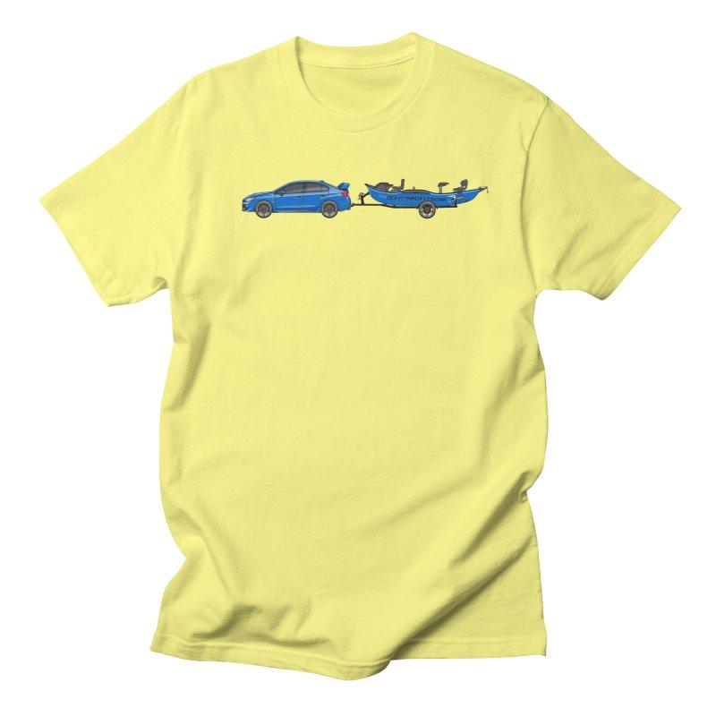 Subaru Drifter Men's T-Shirt by Boneyard Studio - Boneyard Fly Gear
