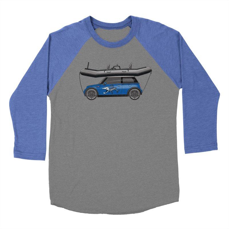 Mini Cooper Adventure Rig Men's Longsleeve T-Shirt by Boneyard Studio - Boneyard Fly Gear