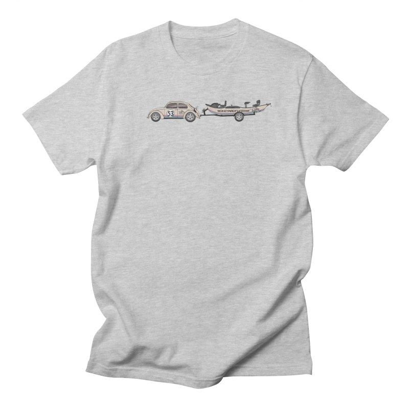 Herbie Drifter Women's Regular Unisex T-Shirt by Boneyard Studio - Boneyard Fly Gear