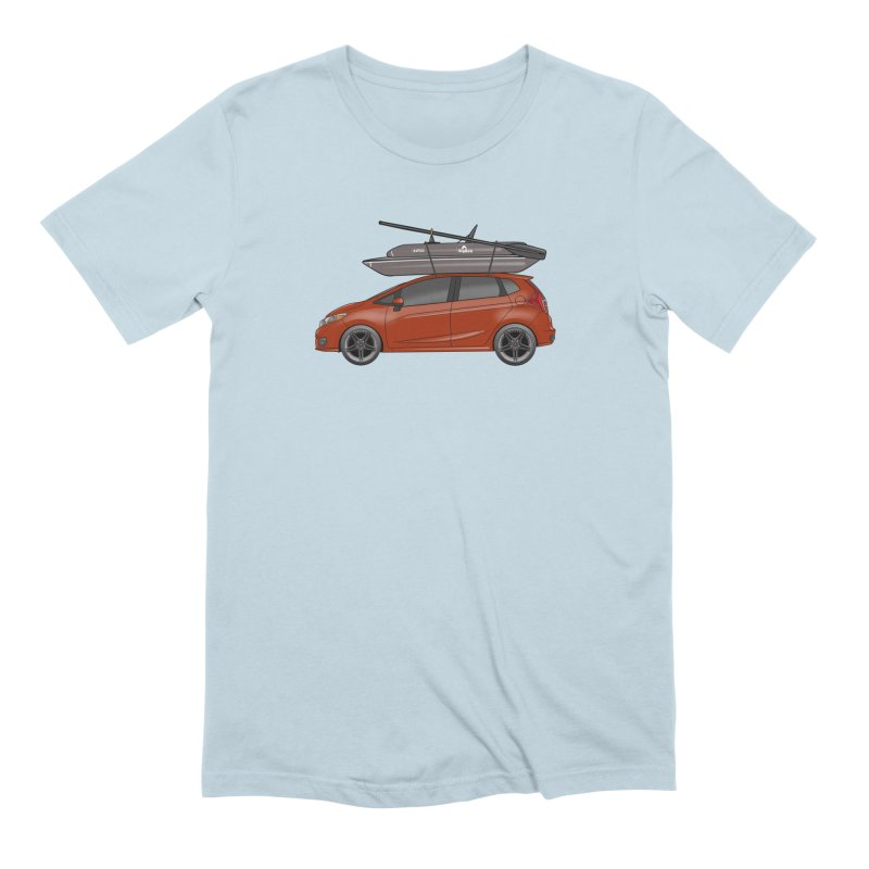 Honda Gigbob Men's Extra Soft T-Shirt by Boneyard Studio - Boneyard Fly Gear