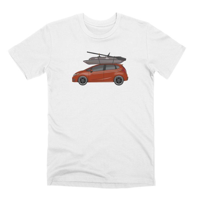 Honda Gigbob Men's T-Shirt by Boneyard Studio - Boneyard Fly Gear