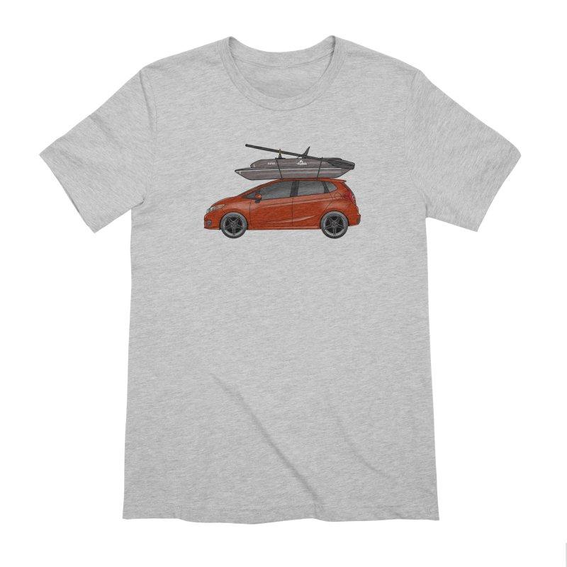 Honda Gigbob Men's Extra Soft T-Shirt by Boneyard Studio - Boneyard Fly Gear