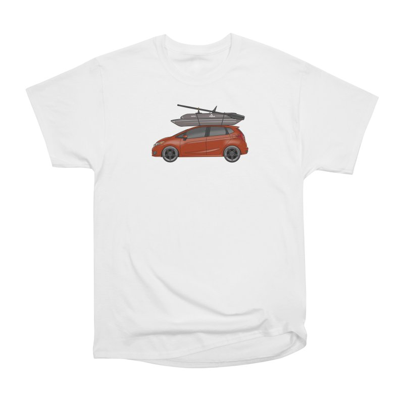 Honda Gigbob Men's Heavyweight T-Shirt by Boneyard Studio - Boneyard Fly Gear
