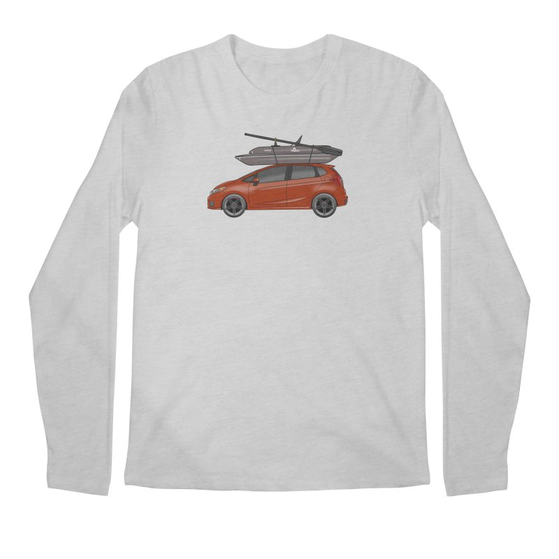 Honda Gigbob Men's Longsleeve T-Shirt by Boneyard Studio - Boneyard Fly Gear