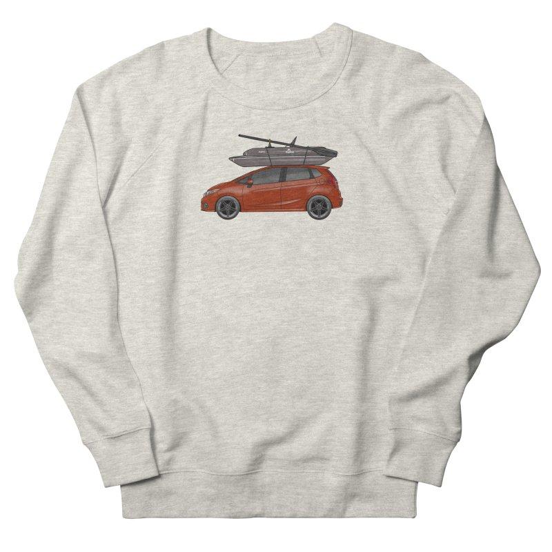 Honda Gigbob Men's French Terry Sweatshirt by Boneyard Studio - Boneyard Fly Gear