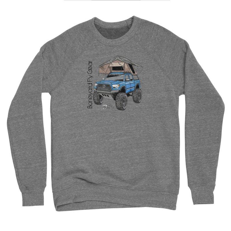 Toyota Tacoma Overlander Women's Sweatshirt by Boneyard Studio - Boneyard Fly Gear