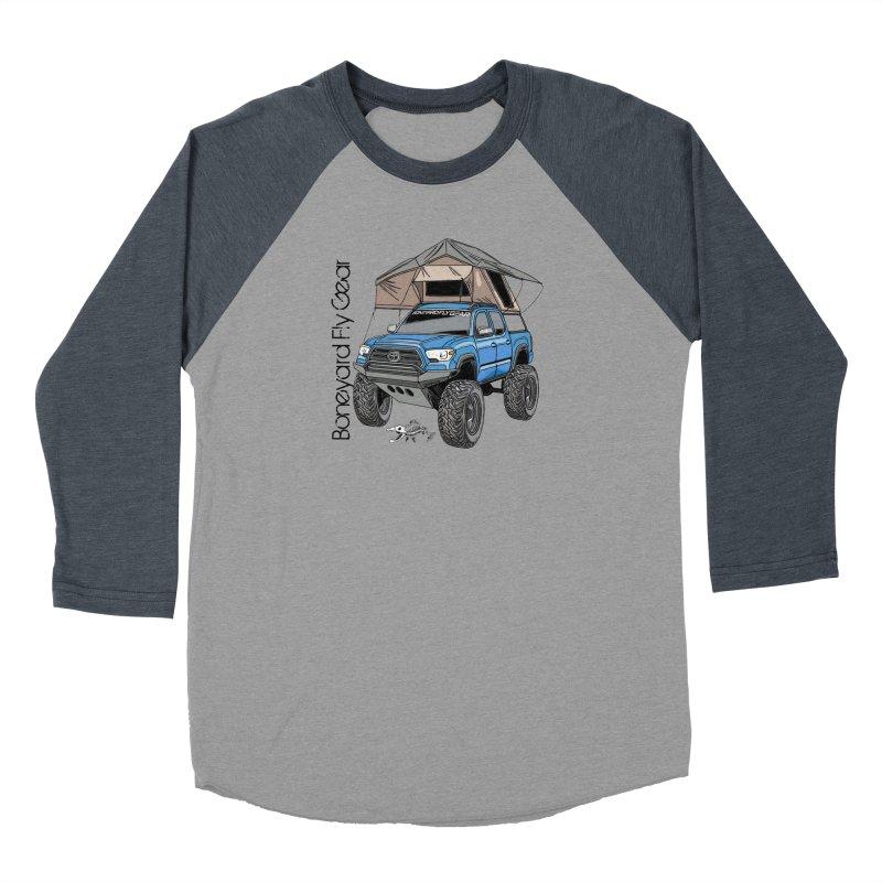 Toyota Tacoma Overlander Women's Longsleeve T-Shirt by Boneyard Studio - Boneyard Fly Gear