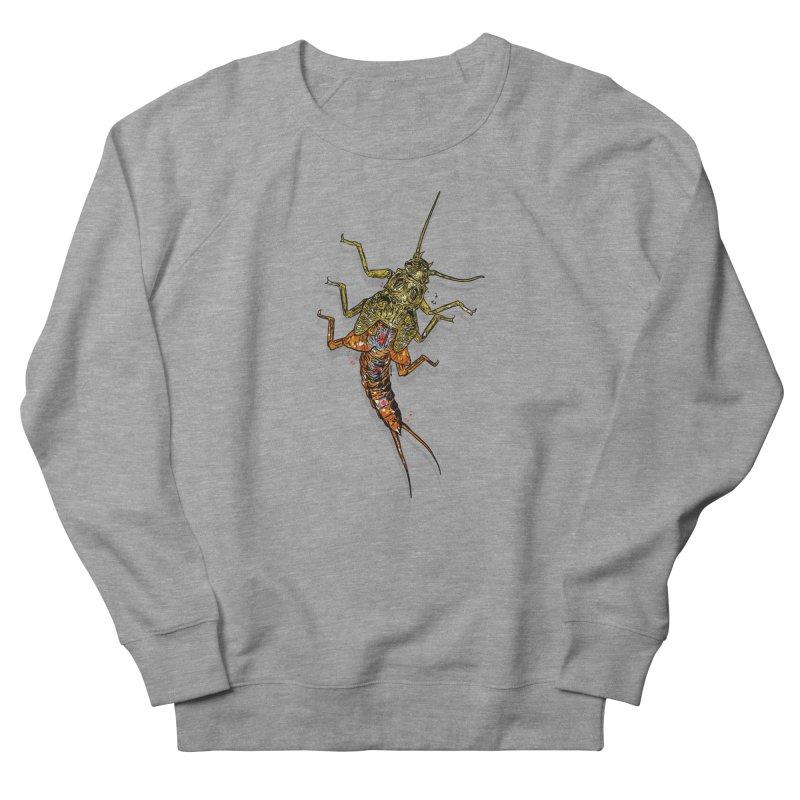 Brook Stone Men's Sweatshirt by Boneyard Studio - Boneyard Fly Gear