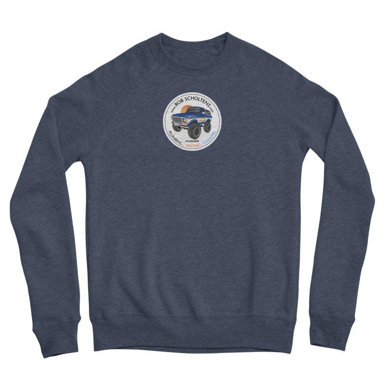 RS Bronco Women's Sponge Fleece Sweatshirt by Boneyard Studio - Boneyard Fly Gear