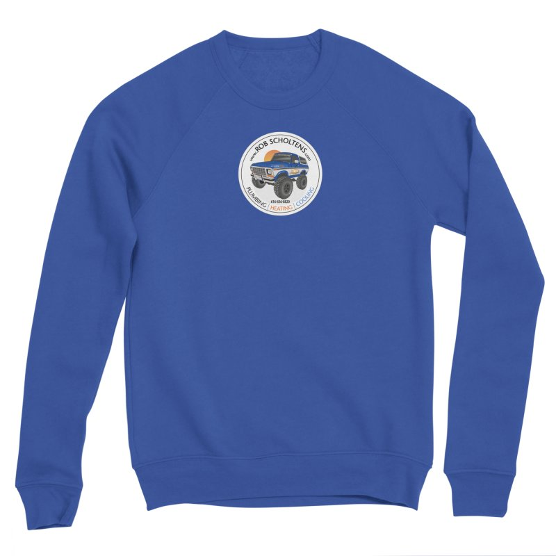 RS Bronco Women's Sweatshirt by Boneyard Studio - Boneyard Fly Gear