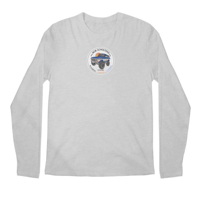 RS Bronco Men's Longsleeve T-Shirt by Boneyard Studio - Boneyard Fly Gear