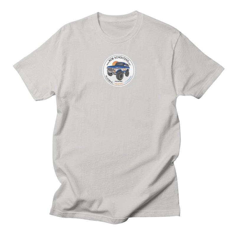 RS Bronco Men's T-Shirt by Boneyard Studio - Boneyard Fly Gear