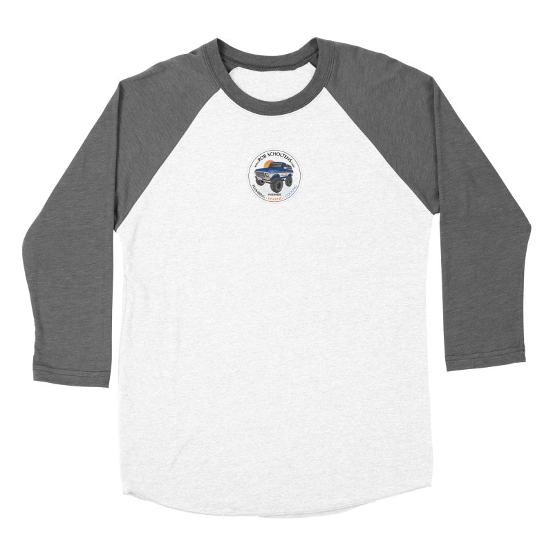RS Bronco Women's Longsleeve T-Shirt by Boneyard Studio - Boneyard Fly Gear