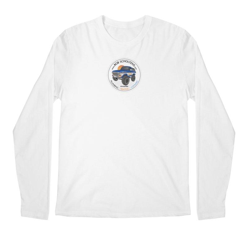 RS Bronco Men's Regular Longsleeve T-Shirt by Boneyard Studio - Boneyard Fly Gear