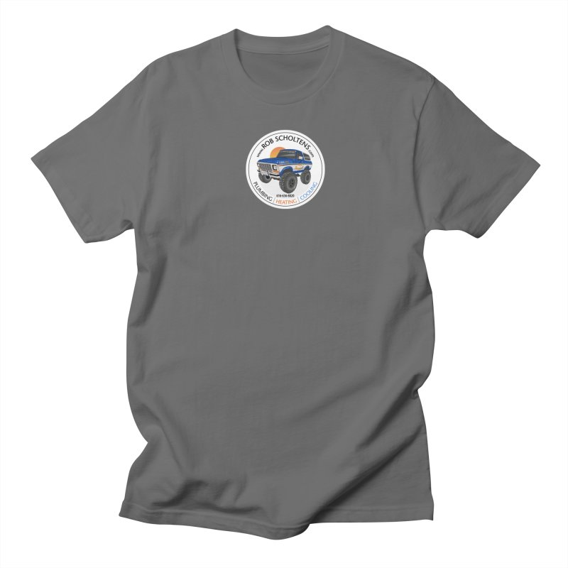 RS Bronco Men's T-Shirt by Boneyard Studio - Boneyard Fly Gear