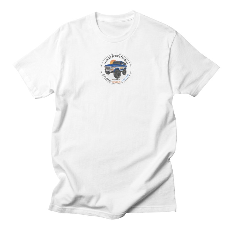 RS Bronco Women's Regular Unisex T-Shirt by Boneyard Studio - Boneyard Fly Gear