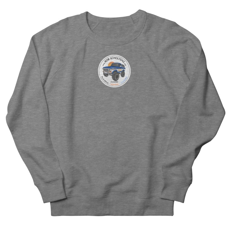 RS Bronco Women's Sweatshirt by Boneyard Studio - Boneyard Fly Gear