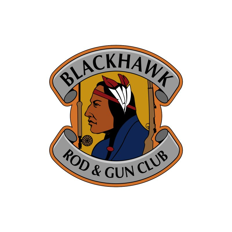 Blackhawk Rod and Gun Men's Sweatshirt by Boneyard Studio - Boneyard Fly Gear