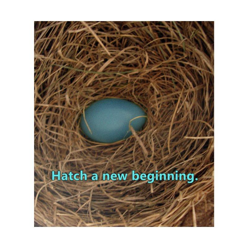 Robin's egg by Bonnie Ferrante's Artist Shop