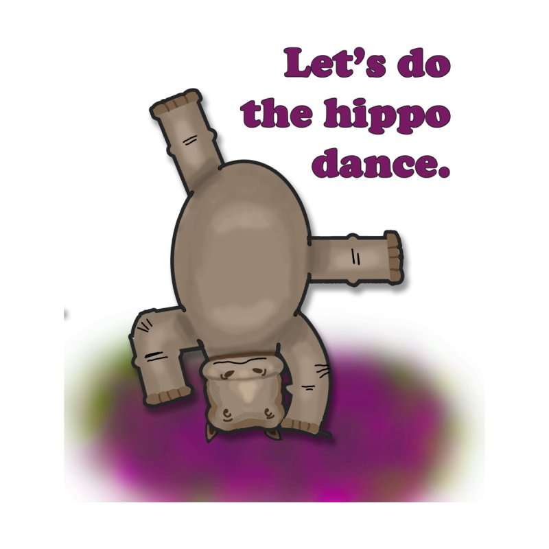 Hippo Dance by Bonnie Ferrante's Artist Shop