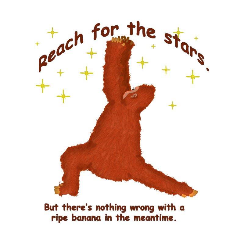 Dancing orangutan by Bonnie Ferrante's Artist Shop